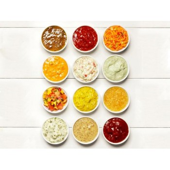 Condiments and Sauces