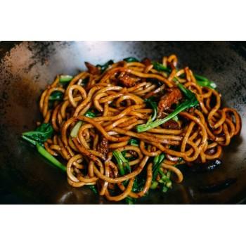 Fresh Shanghai Stir Fry Noodles