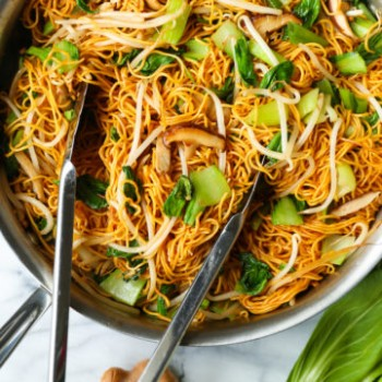 Fresh Chow Mein Noodles